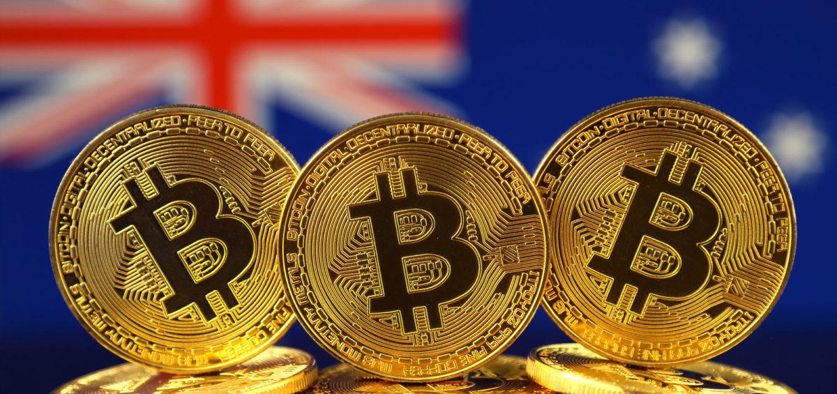 Bitcoin trading price australia