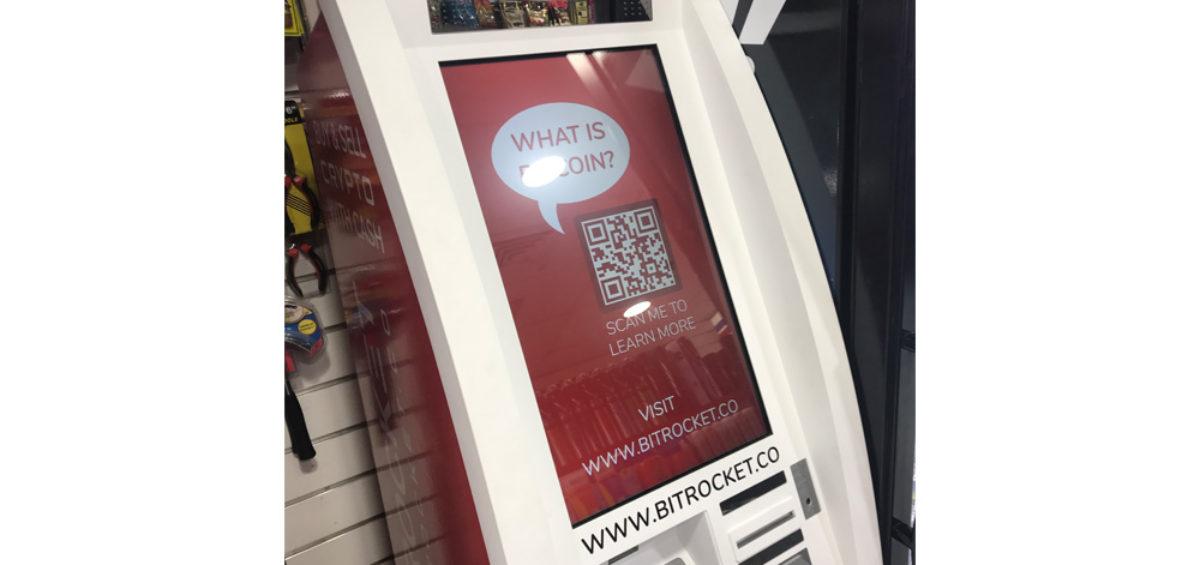 Bitcoin ATM in Sydney CBD