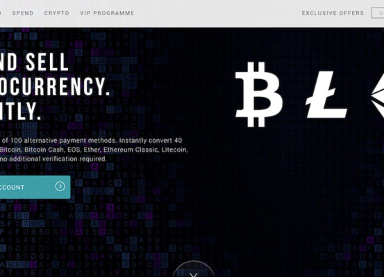Skrill homepage screenshot